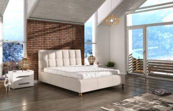 Łóżko tapicerowane Aston 180×200
