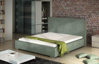 Łóżko tapicerowane Basic 180×200
