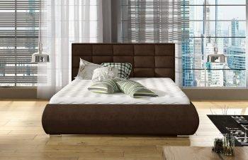 Łóżko tapicerowane Boston