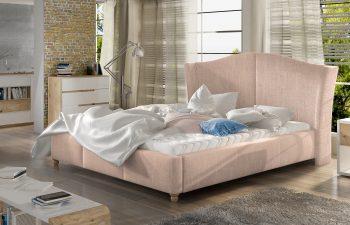 Łóżko tapicerowane Charlotte 180×200