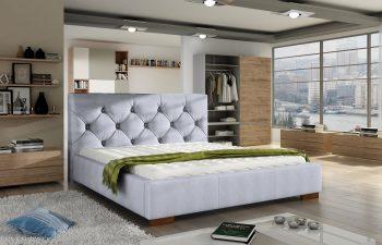 Łóżko tapicerowane Elektra 180×200