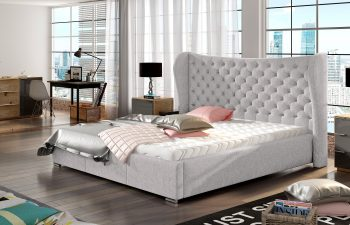 Łóżko tapicerowane Lancaster 180×200