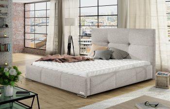Łóżko tapicerowane Lily 180×200