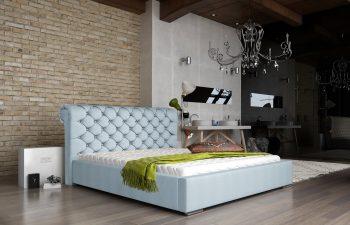 Łóżko tapicerowane Manchester 180×200