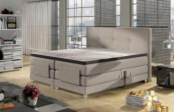 Łóżko kontynentalne Mario Electric 180×200
