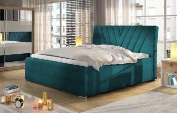 Łóżko tapicerowane Nevada 140×200