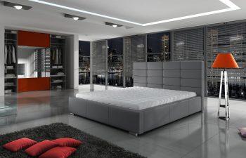 Łóżko tapicerowane Paris 180×200