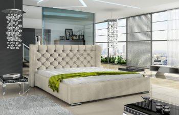Łóżko tapicerowane Preston 180×200