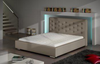 Łóżko tapicerowane Savana 180×200