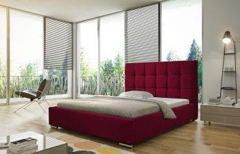 Łóżko tapicerowane Sierra 180×200