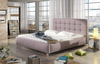 Łóżko tapicerowane Tessa 180×200