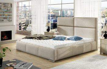 Łóżko tapicerowane Mike 180×200