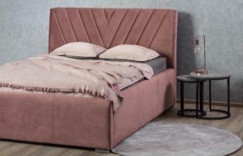 Łóżko tapicerowane Nevada 180×200