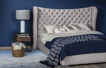 Łóżko tapicerowane Lancaster