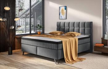 Łóżko kontynentalne Alexander 180×200