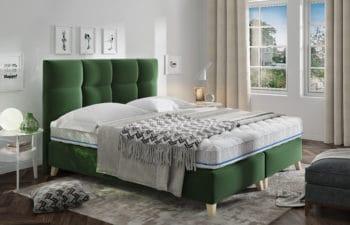 Łóżko tapicerowane Mona 180×200