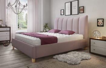Łóżko tapicerowane Ariel 180×200
