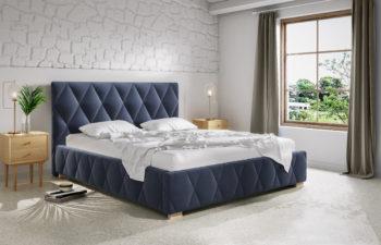 Łóżko tapicerowane Trivio 160×200