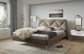 Łóżko tapicerowane Davos 180×200