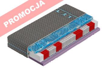 Materac Pro Dynamic H4 80×200