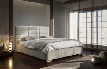 Sypialnia w zgodzie z filozofią zen