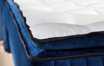 Jak pościelić łóżko kontynentalne?