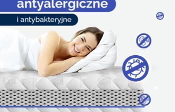Antyalergiczność w sypialni