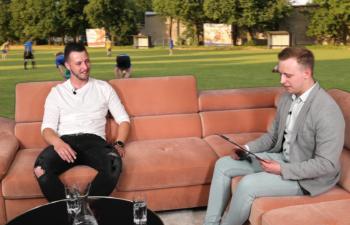 Wywiad z kapitanem LZS Polanowice