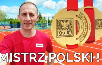 Wywiad z Mistrzem Polski w skoku w dal